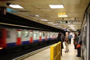 V Londýně zatím seznamovací metro nemají