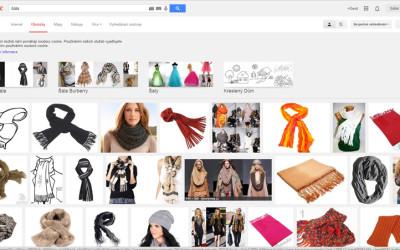 Obrázky a kde je hledat