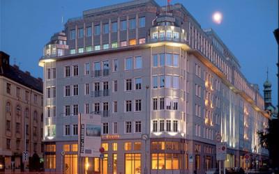 Využijte komfortní kanceláře v Praze